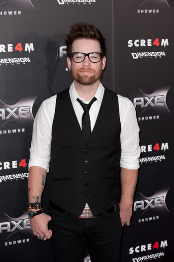 david cook 2011. David Cook attends the Scream